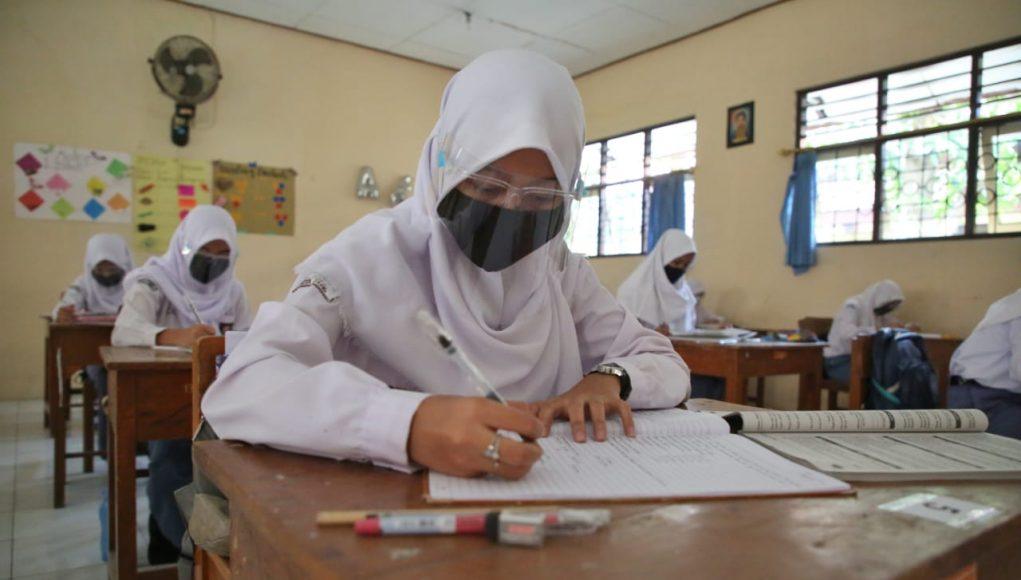 Pembelajaran Tatap Muka di Jawa Tengah